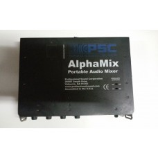 PSC ALPHAMIX 4-Channel