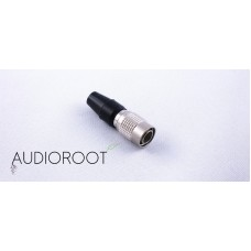 AUDIOROOT 4 Pin DC Male Connector