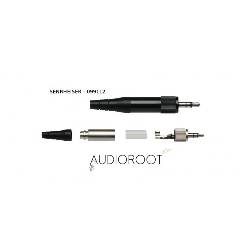 AUDIOROOT 3.5mm Locking Mini-jack Connector