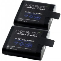 Audioroot Dual Battery Li-48neo Charger Pack