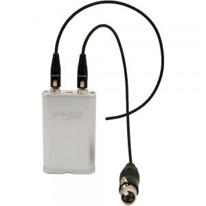 Sennheiser Wireless Boom with Ambient UMP II phantom power (Rental)