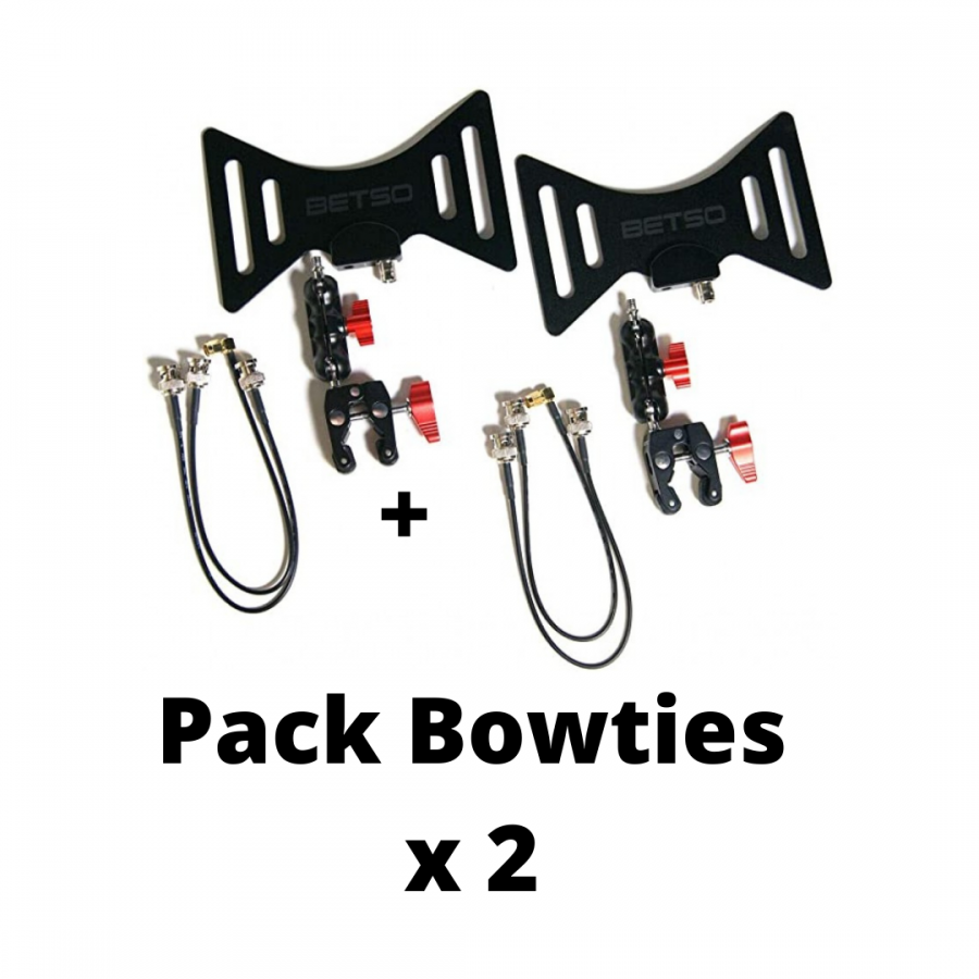 Betso Bowtie Pair PACK