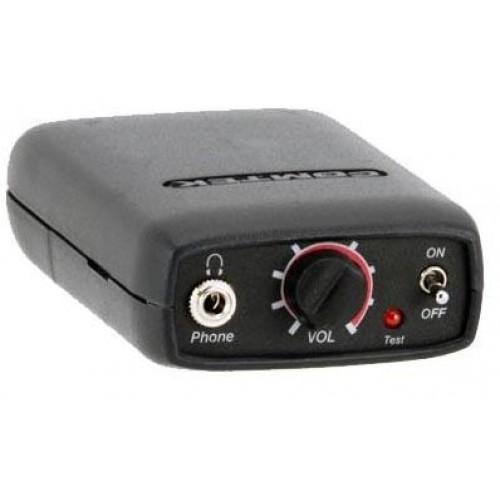 Comtek PR-216 Personal Receptor de auriculares IFB (Alquiler)