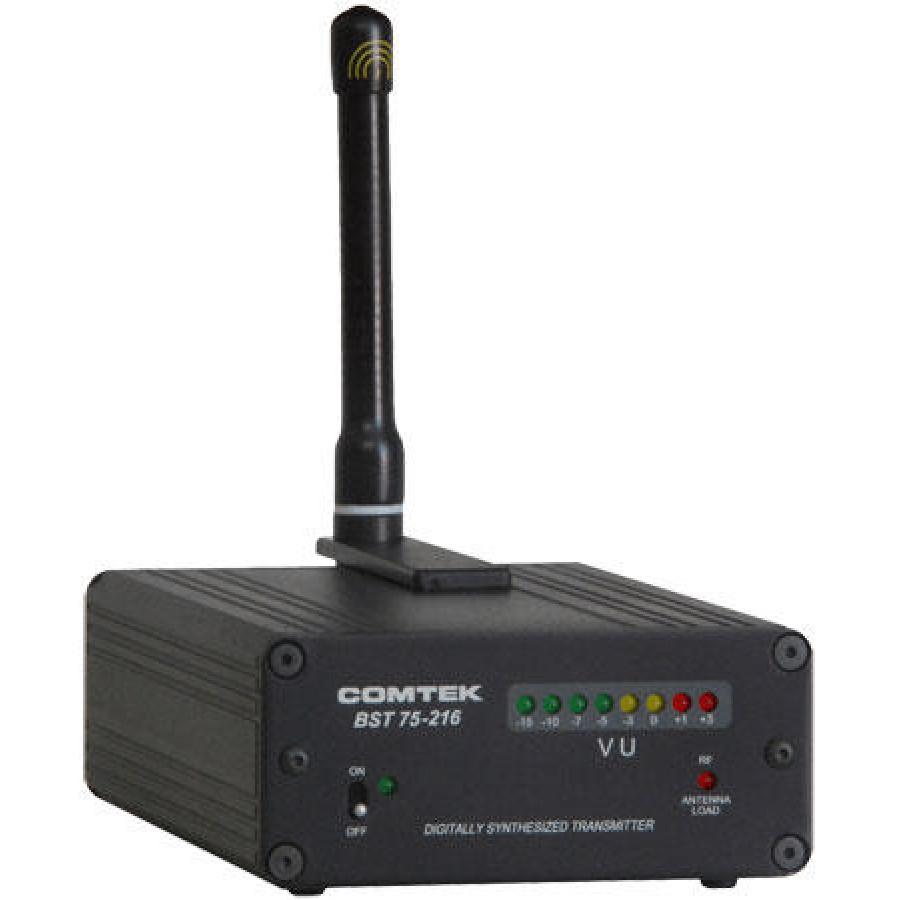 Comtek BST 75-216 P Synthesized Base Station Transmitter (Rental)