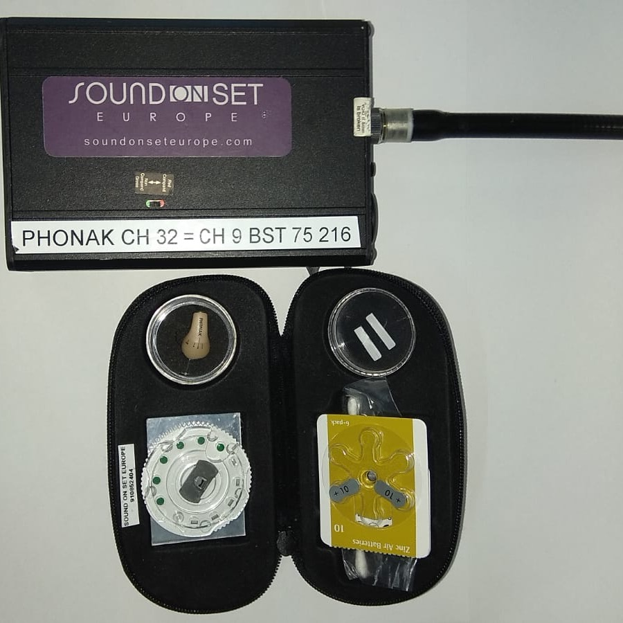 PACK 1 PHONAK (Rental)