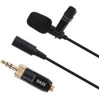 DEITY DA35 Microdot Adapter for W.Lav (Black,Beige)