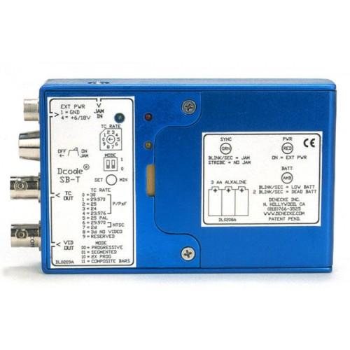 Generador de código de tiempo Denecke Syncbox SB-T