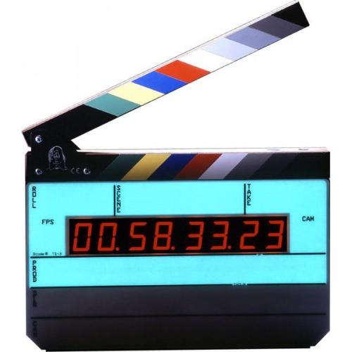 Denecke Dcode Código de Tiempo Pizarra w / Backlight TS-3EL