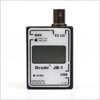 DENECKE DCODE® JB-1 SYNCBOX® TIMECODE GENERATOR
