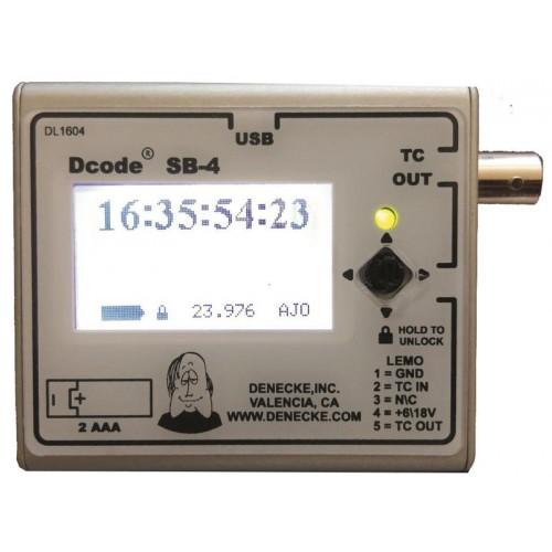 Denecke Time Code Generator SB-4 Syncbox