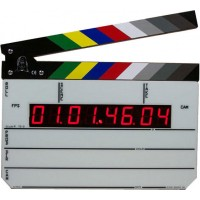 Denecke Dcode Código de tiempo Pizarra TS-3