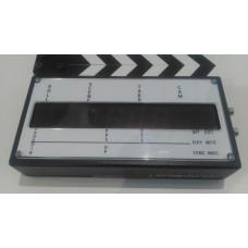 FuzeTi MRE Timecode Slate (Second Hand)