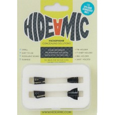 Hide-a-mic MKE1 set