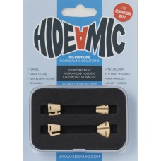 Hide-a-mic MKE2 set