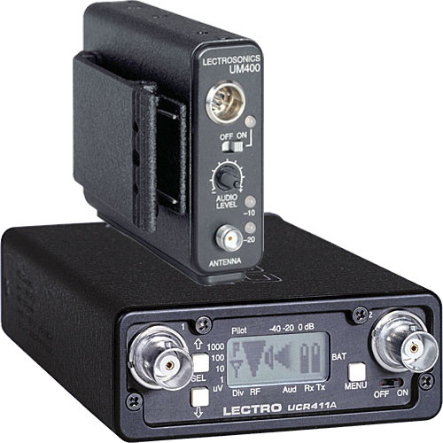 PACK LECTRO UCR411A BLK 21 (Rental)