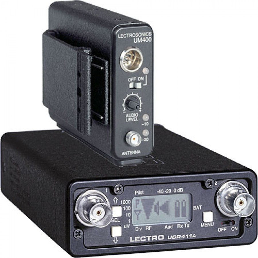 PACK LECTRO UCR411A (Rental)