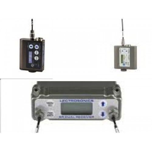 PACK LECTRO SRB + SMV + SMQV BLK 26 (Rental)