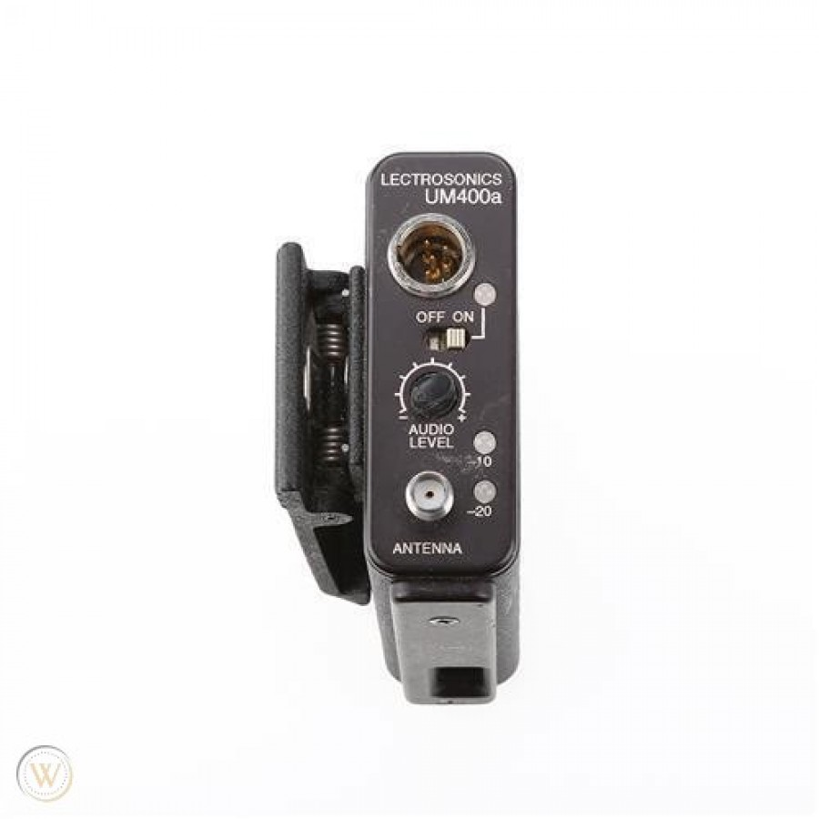 LECTROSONICS UM400a-BLOCK 20 (SECOND HAND)