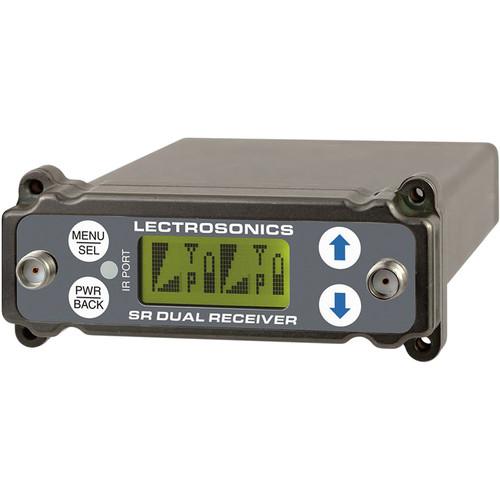 LECTROSONICS SRC Dual UHF Receiver (Rental)