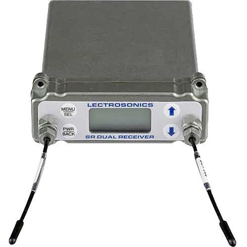 LECTROSONICS SRB Dual UHF Receiver (Rental)