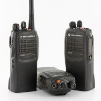 Motorola Gp340 Radios Walkie Talkies Uhf Professional