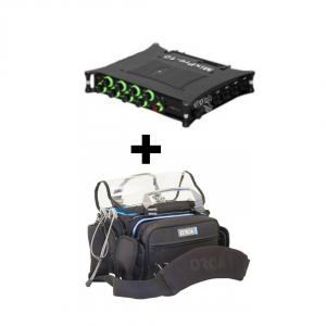 Sound Devices MixPre-10 II ORCA OR-28 Pack