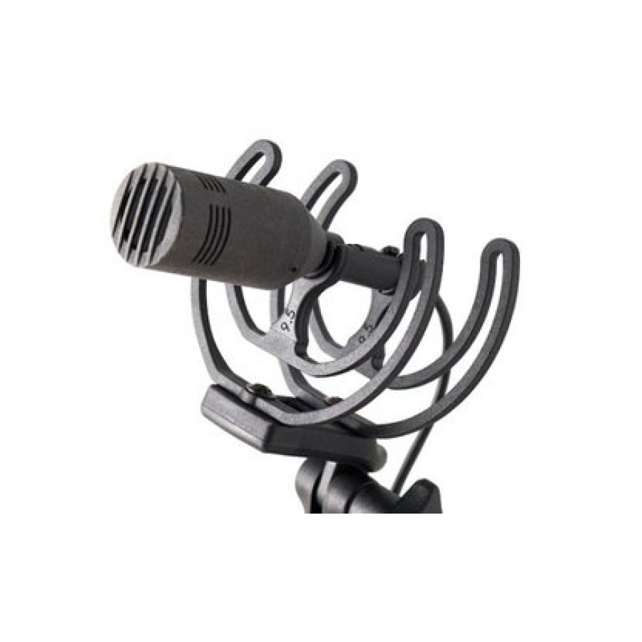 """Rycote INV-9, 1 x 30mm Clips And 1 x 19 to 25mm clip. Large Bar - 70mm (2.75"""")"""