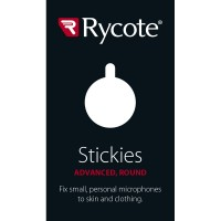 Rycote Stickies Advanced Round