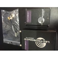 LECTROSONICS UCR411a + UM400 Blk 28