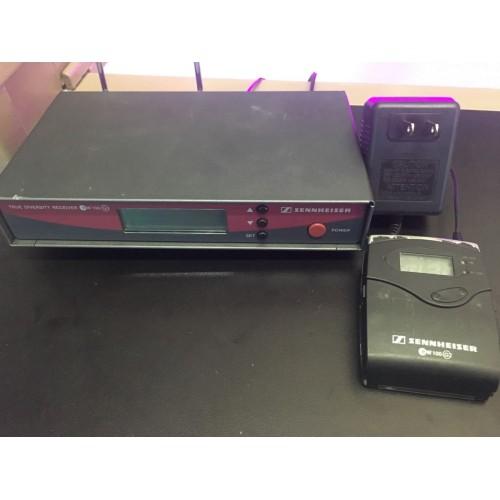 Sennheiser EW 100 G2 Wireless System (Used Gear)