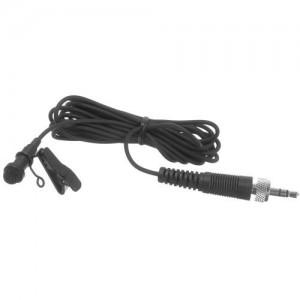 Sennheiser ME 2 Omnidirectional Condenser Lavalier Microphone (Rental)