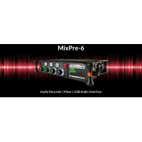 Sound Devices MixPre-6 (Alquiler)
