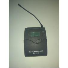 SENNHEISER BODYPACK TRANSMITTER ew 100 G3 (SECOND HAND)