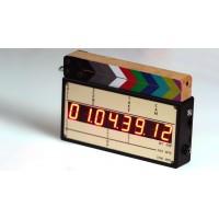 FuzeTi MRE Claqueta de Codigo de Tiempo (Alquiler)