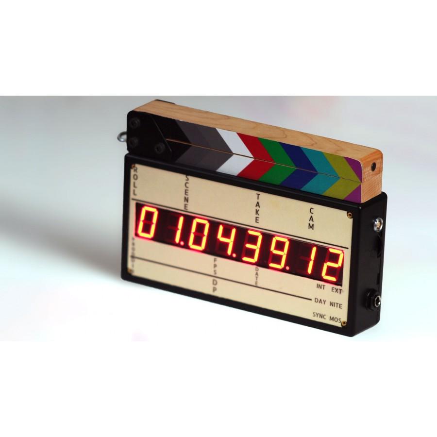FuzeTi MRE Timecode Slate