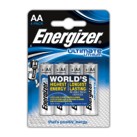 Energizer pilas ultimate lithium AA